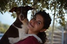 Chobin con Tata Alessandra