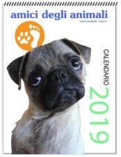 Calendario Amici Degli Animali 2019