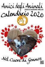 Calendario Amici Degli Animali 2020